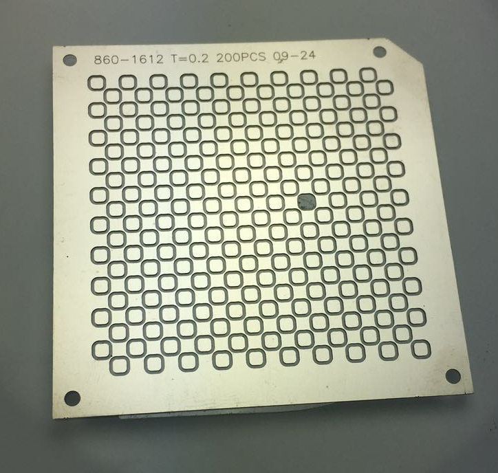 Photo Etching No Connection Point Precision Gaskets