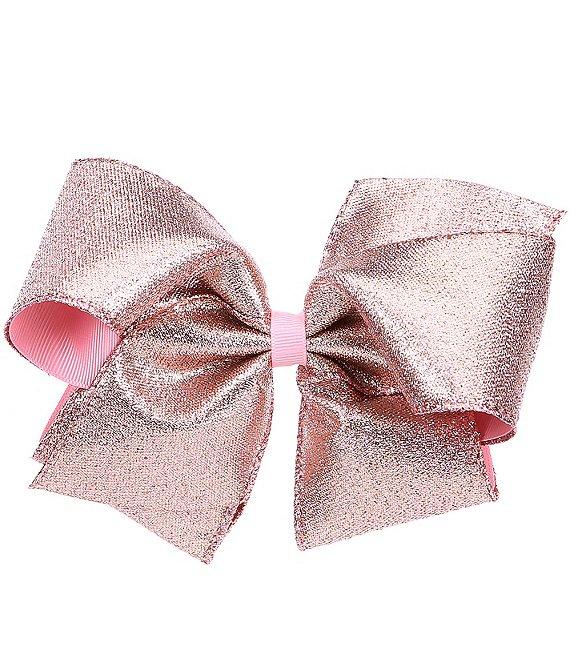 Beautygirl Girls King Shine Bow flower hairclips for kids