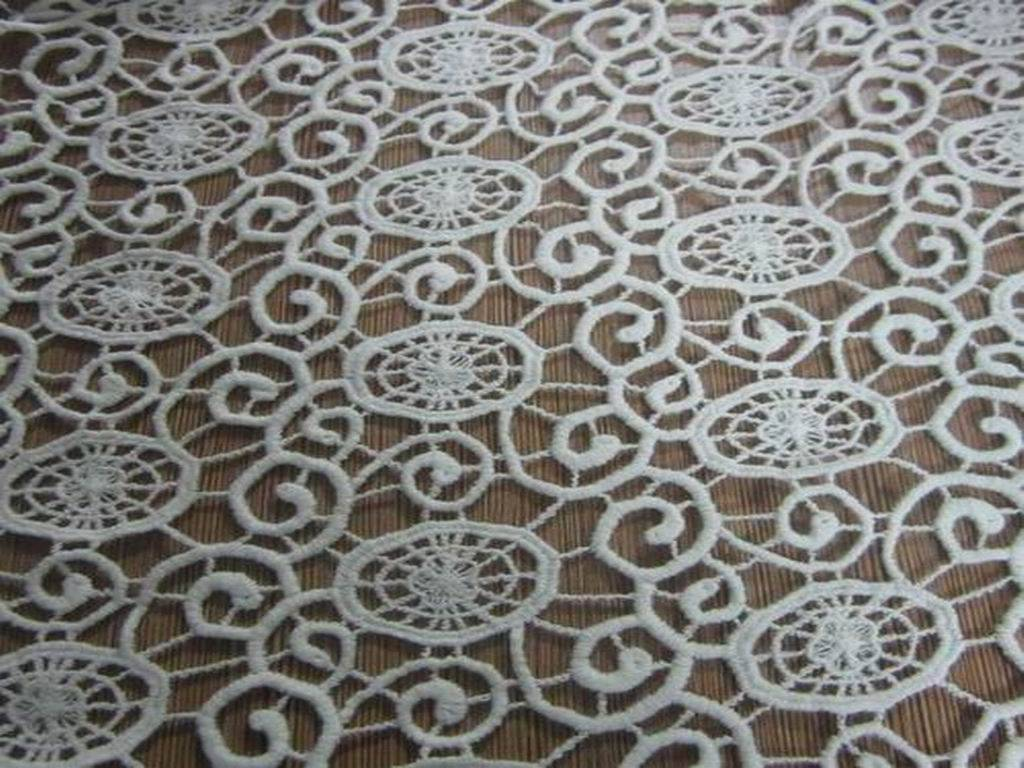 WATER SOLUBLE EMBROIDERY FABRIC