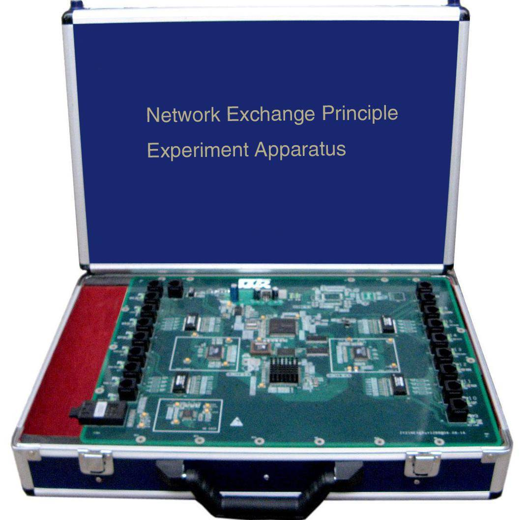 didactic educational equipment training device/ ES7206B Network Exchange Principle Experiment Appara