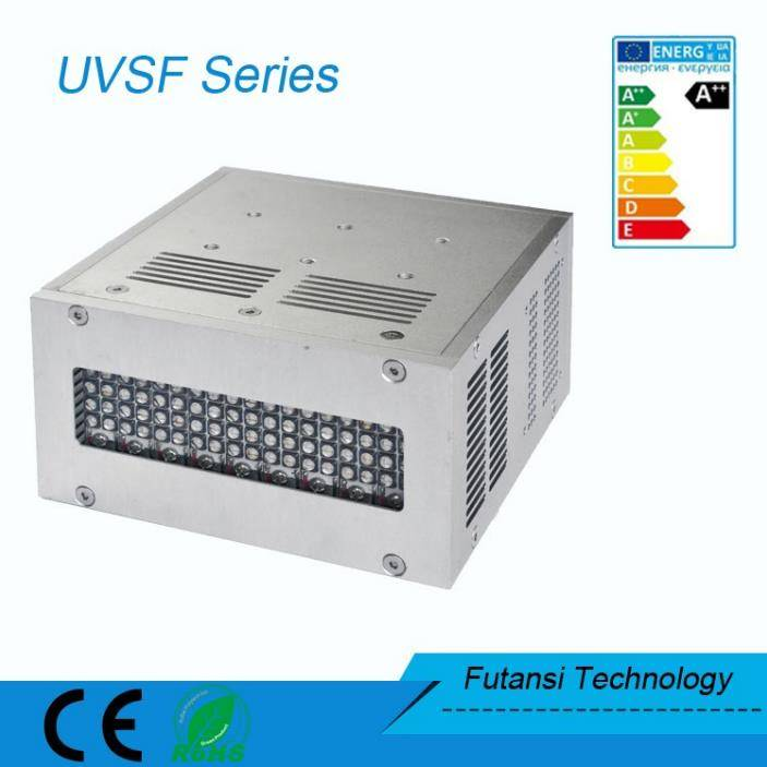Hot sale energy saving uvled linear light source curing machine