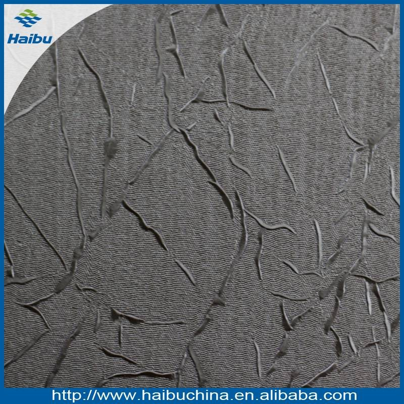 Eco Friendly New Design Polyester Decorative Leather
