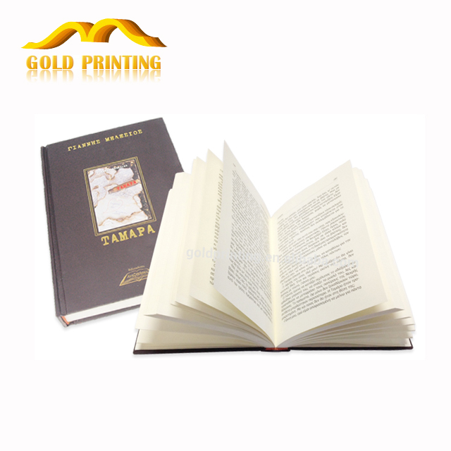2017 Latest hot sale cheap custom all kinds of hardcover book printing