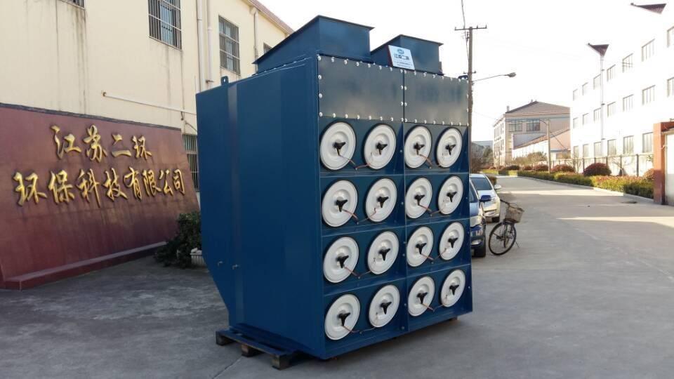 DFT series Downflow dust collector