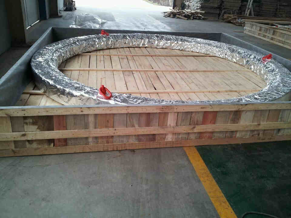 China Slewing Ring Bearing Factory for Tunnel Boring Machine 191.32.4000.990.41.1502