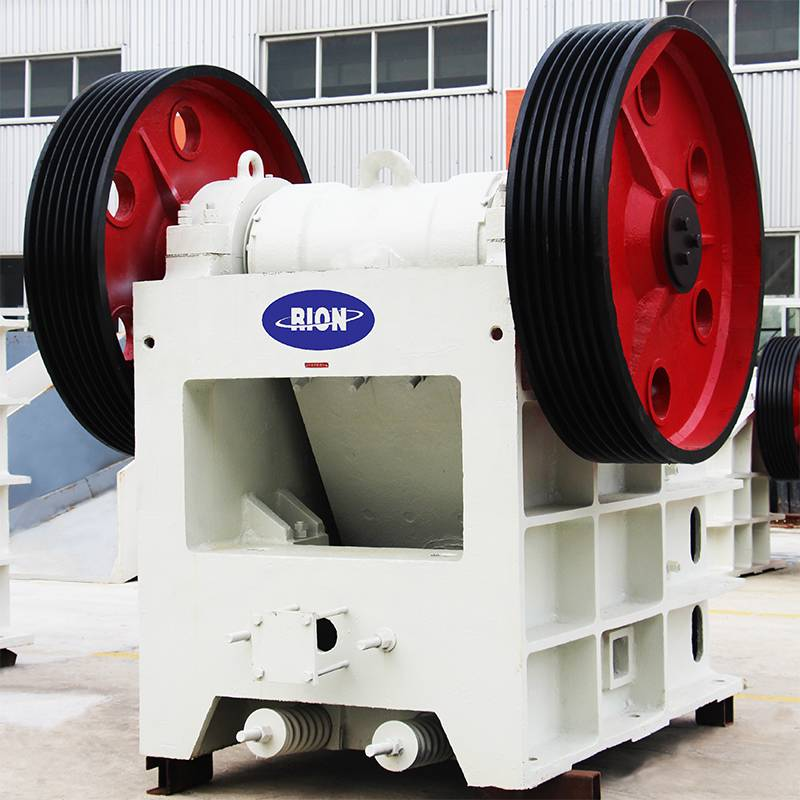 jaw crusher machine,stone crushing plant with casting structure