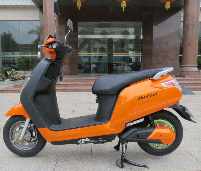 HUASHA 60V800W Electric scooter motorcycle HS800DT-6