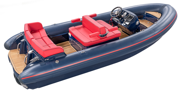 Jet Tender 15 Inflatable boat for sale