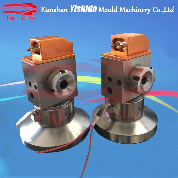 Wire/cable Extrusion crosshead die head factory direct sell