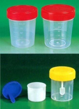 Urine container/ Stool container