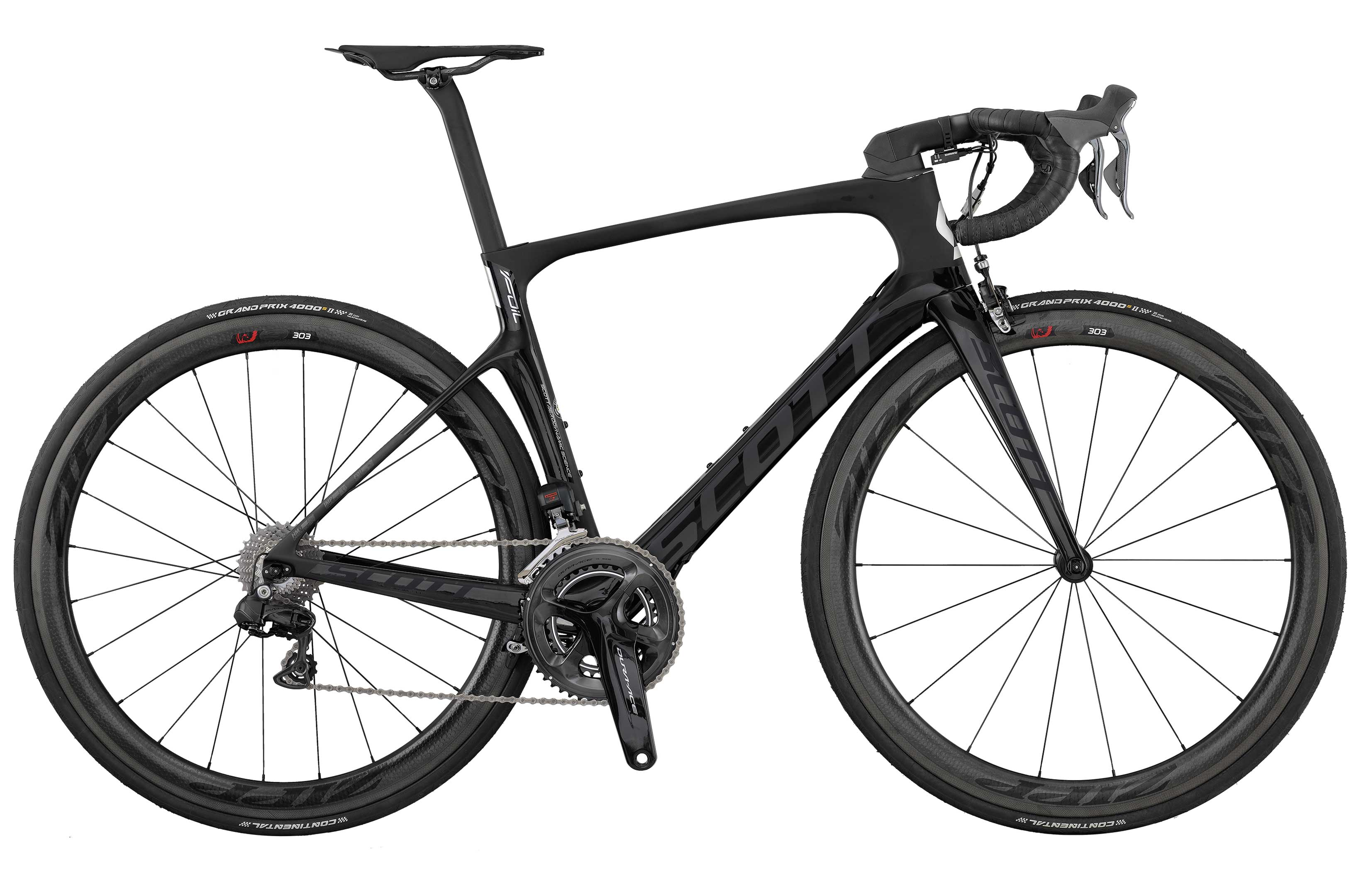2017 SCOTT FOIL PREMIUM ROAD BIKE