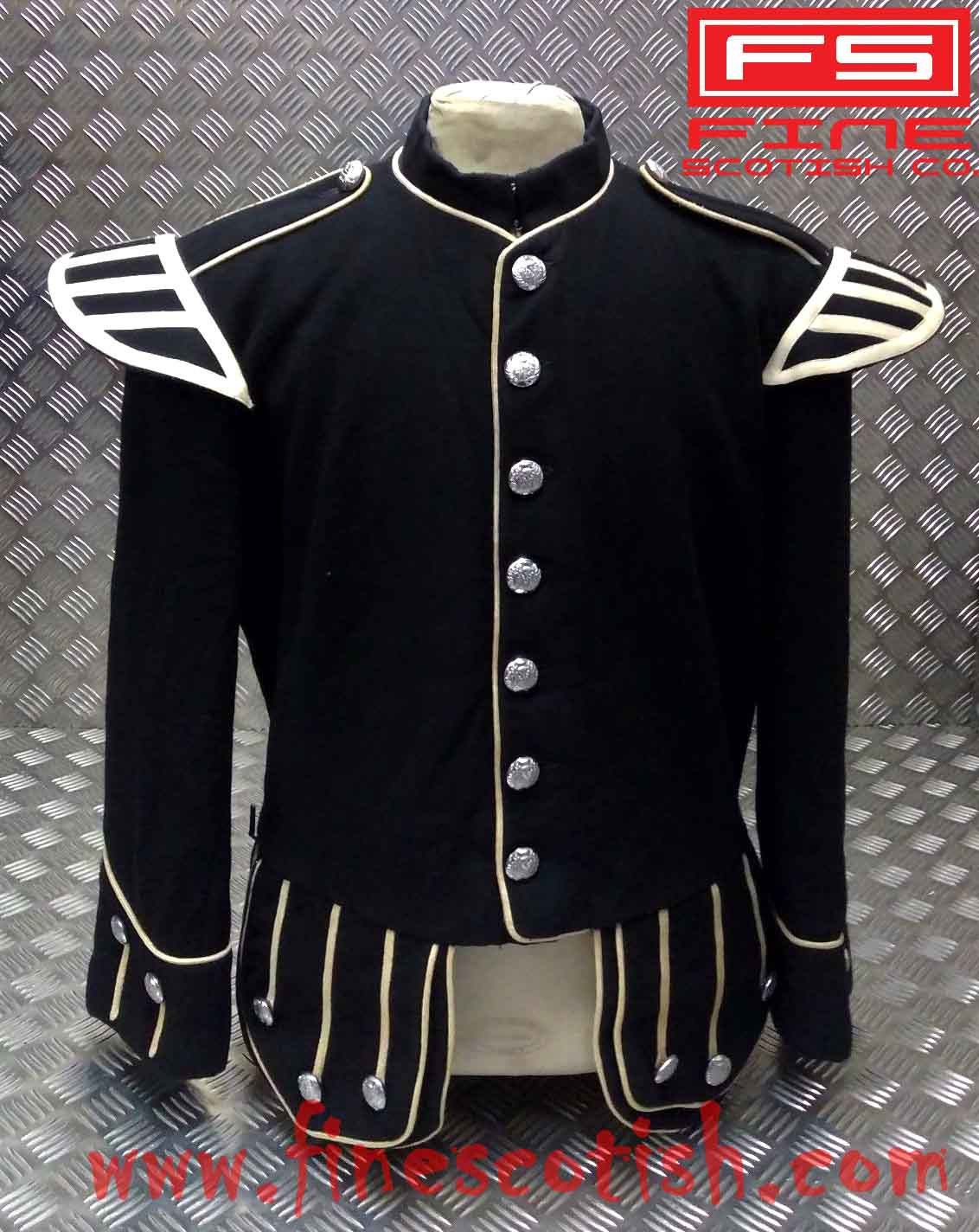 Military Doublet Jacket