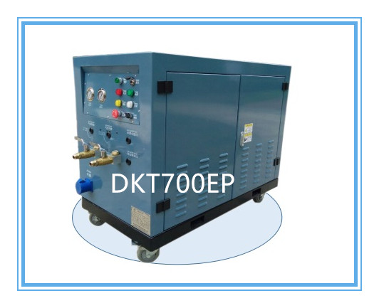 Dkt700EP Industrial Refrigerant Recovery Reclaim Recycling Machine
