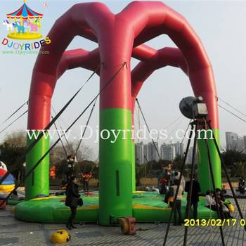 Inflatable Bungee Game