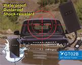 GT02B,Best Waterproof GPS Tracker, Waterproof IP65 GPS Tracker, GPS Vehicle Tracker, GPS Motorcycle