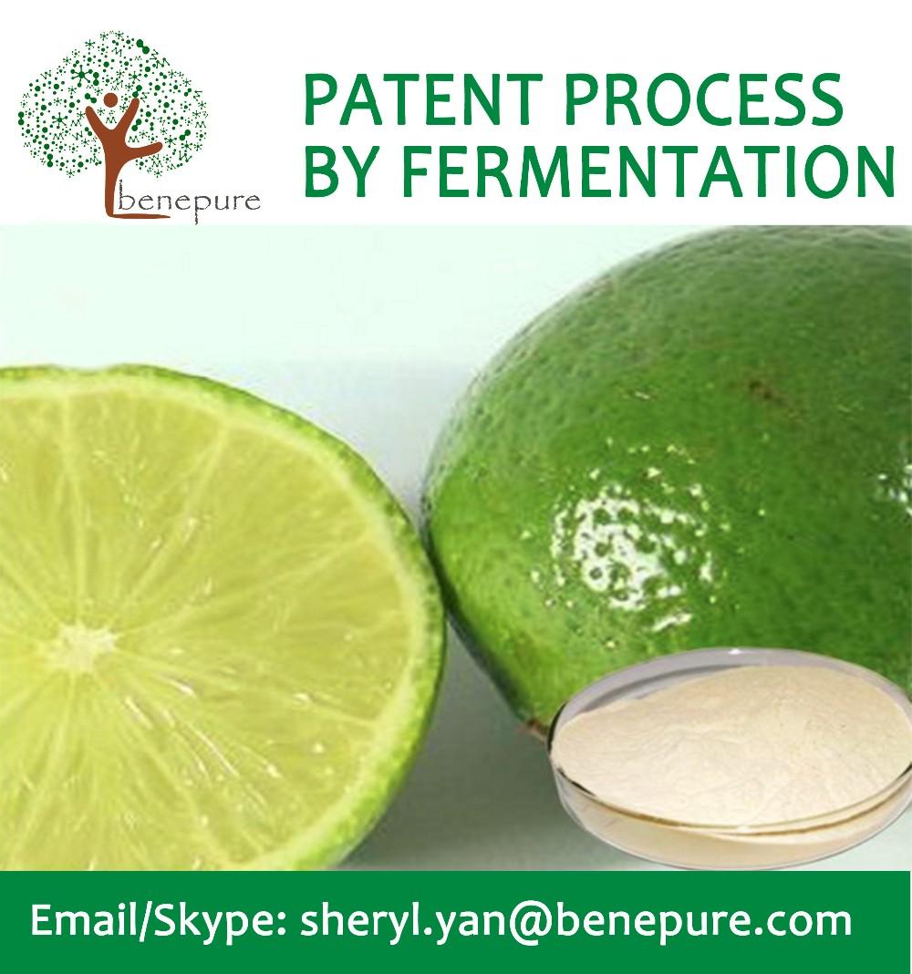 Hesperetin 90% 95% 98% CAS 520-33-2 from Citrus Aurantium by fermentation,BENEPURE