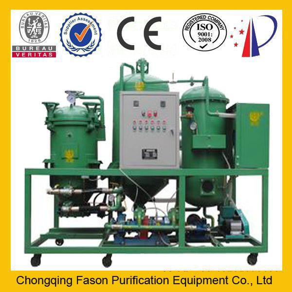 Fason Oil Purifier regenerate your used oil suitable for all kinds of industrial oils