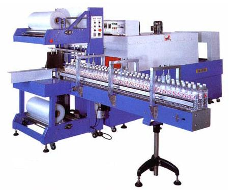 Shrink Machine for Bottles Pet Bottle Shrink Wrapping Machine Automatic Shrink Packaging Machine