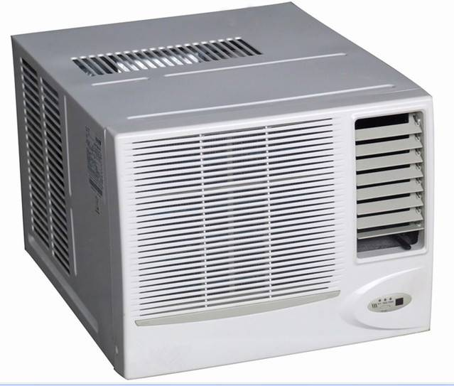Window Mounted Type Air Conditioner