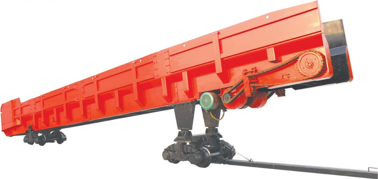 Mining Shuttle car(Mining haulage equipment)