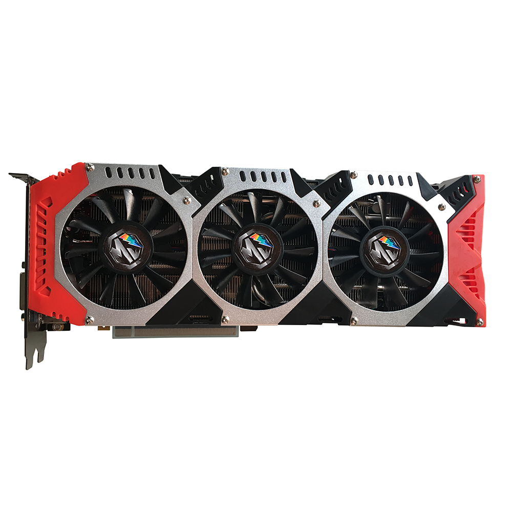 Computer Video Graphic Cards GeForce GTX 1050 TI GAMING X 4G