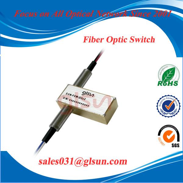 GLSUN D2x2 Fiber Optical Switch