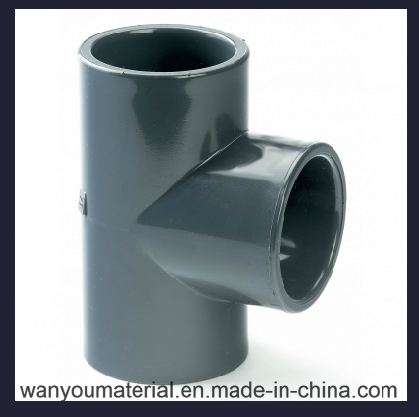 High Quality PVC Pipe Plain Tee Made In China
