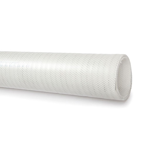 Stainless Steel Helix and Polyester Reinforced Silicone Hose