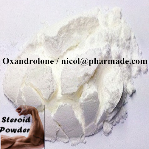 Oxandrolone Anavar Anabolic Steroid Hormone Powder
