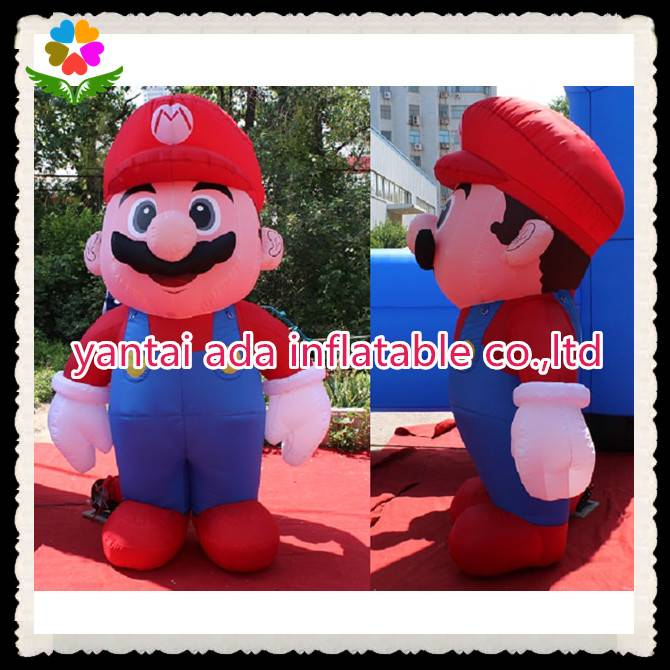 Customized Inflatable Mario