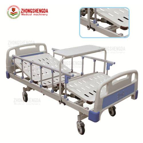 PMT-802 ELECTRIC TWO-FUNCTION MEDICAL CARE BED