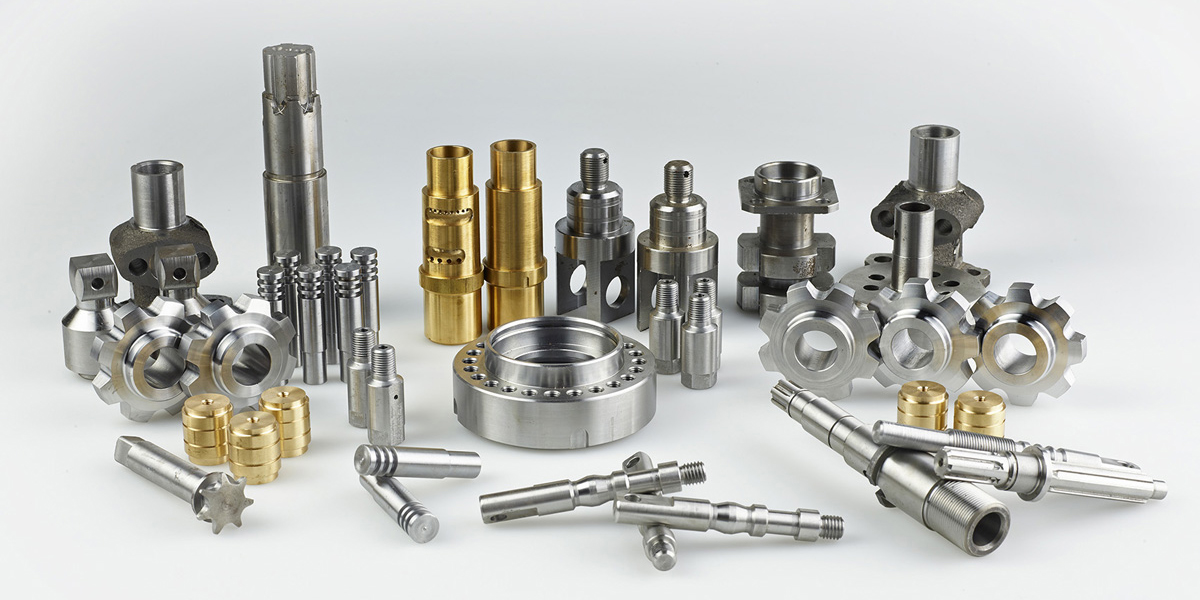 Custom Service Steel Material China Manufacturing CNC Metal Parts