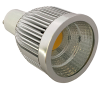5w dimmable LED Light GU10