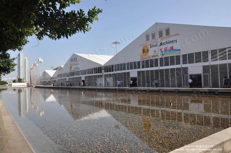 Liri Tents for 119th Canton Fair, Canton Fair Tents for Sale