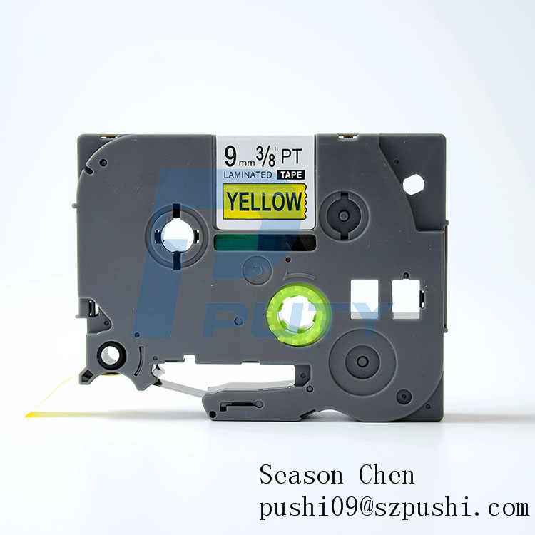 TZe-621 TZ-621 TZe621 TZ621 Label Tape Compatible for P-touch PT-D400 PT-D210 PT-1750 PT-7500 PT-D20