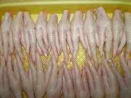 Chicken Paw A - Grade