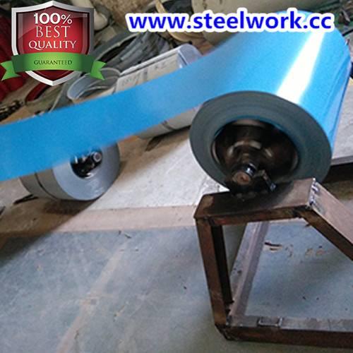 PPGI/GI Color Coated Steel Coil/Sheet For Roller Shutter Door (CC-10)
