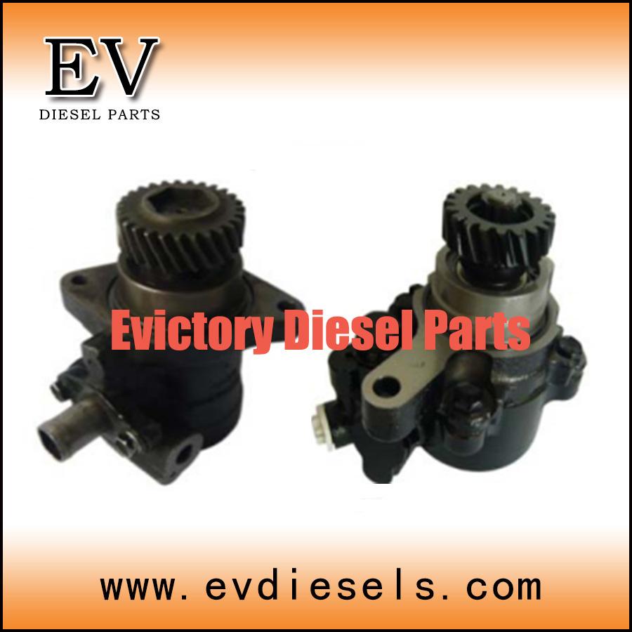 Hino steering parts P11C J08C J07C H07C EH700 W06E power steering pump