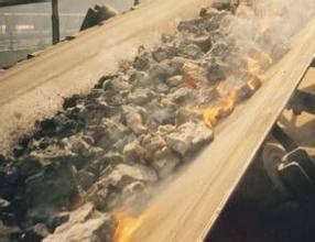 Wear Resistant Heavy Duty Cement Coal Mine Conveyor Belt