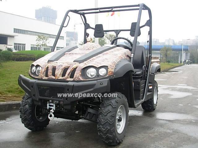 700cc yamaha rhino style cvt utv