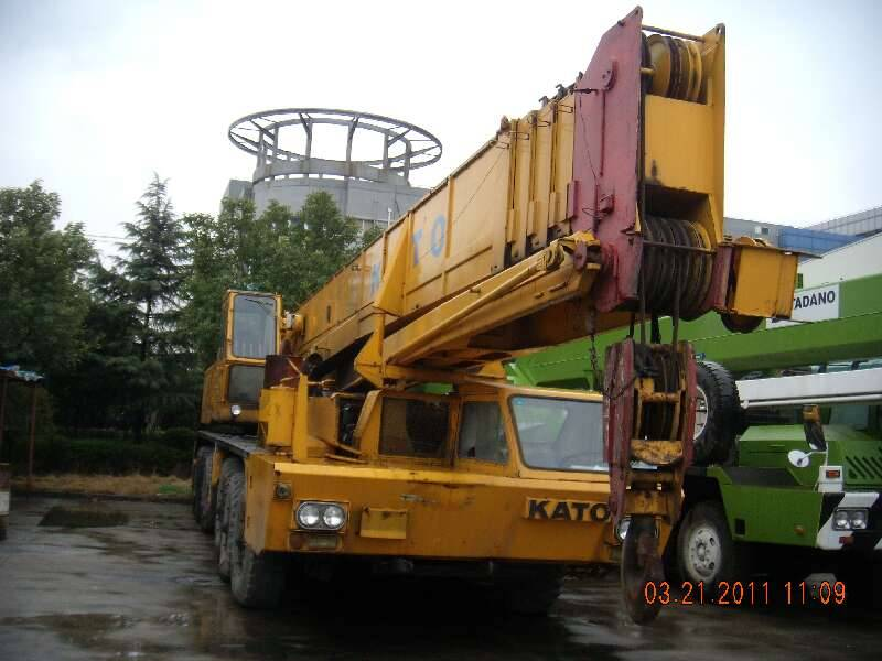 original kato NK800E 80T used crane