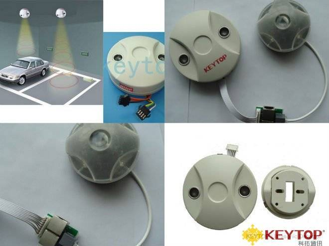 Ultrasonic Detector for parking system