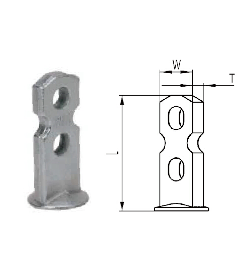 Drop Forged Foot Anchor