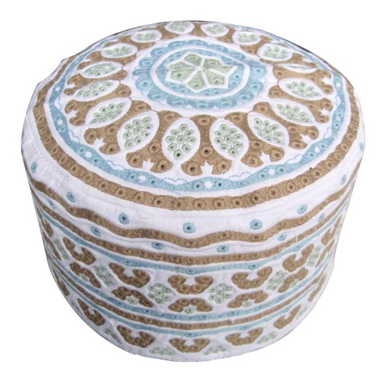 Muslim caps/Kufi/Embroidery caps DX05104