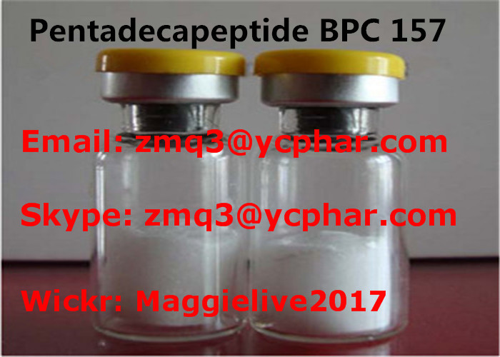 Muscle Building Peptides Pentadecapeptide Bpc 157