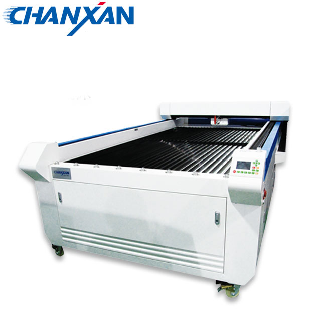 flat bed industrial laser cutting machine / 150w laser cutter for non-metal CW-1325