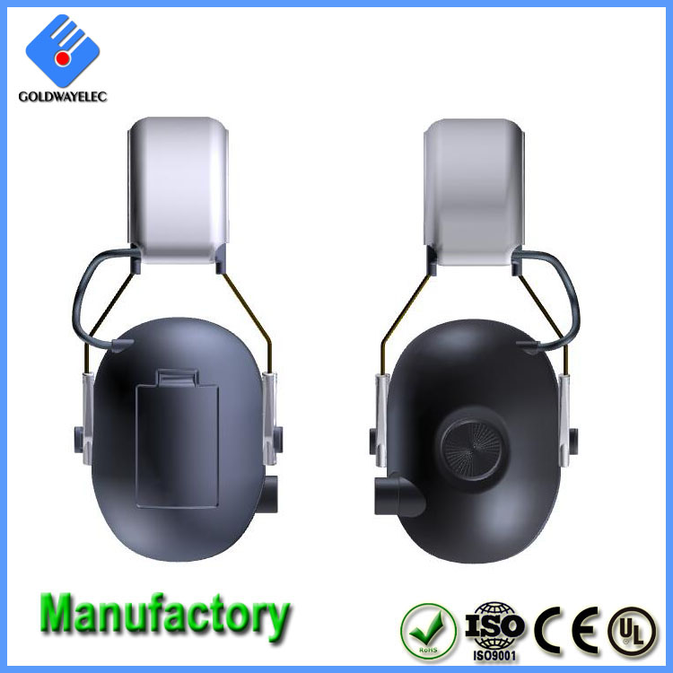 Foldable Anti-noise Ear Defenders Protective Safety Earphone