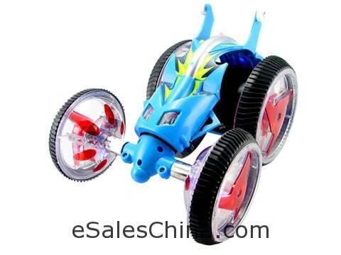 Stunt Mini RC Car with Twister Edition - LED Lights