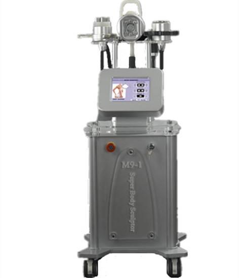 5in1 50K Cavitation Vaccum RF Body Shaping Beauty Equipment