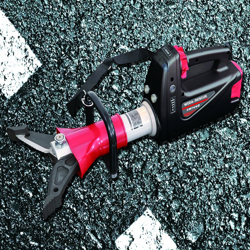 Electric spreader and cutter hydraulic rescue tool rescue electric equipment